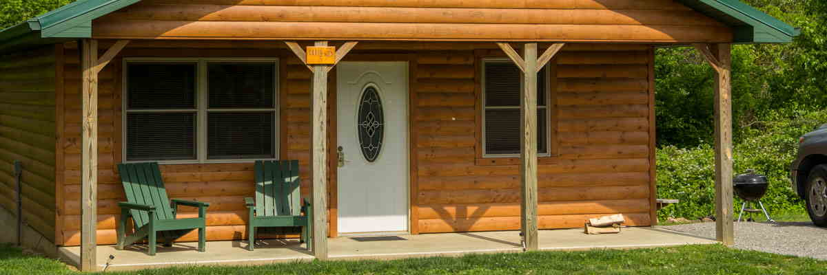 Large Cabins for Rent in Southern Illinois Near the Shawnee National Forest