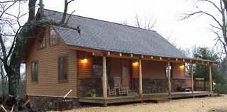 Cabin at Mountain Glen
