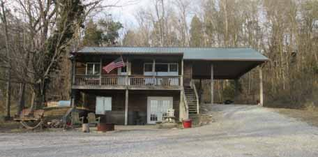 Cedar Hill River Cabins