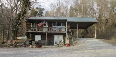 Cedar Hill River Cabins