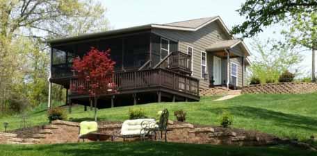 Doc's Lakeside Cabin