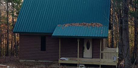 Southern Illinois Cabins - Dutch Ridge Cabins
