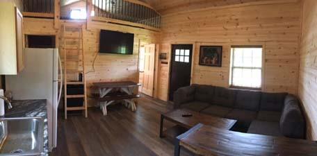 Rim Rock's Dogwood Cabins