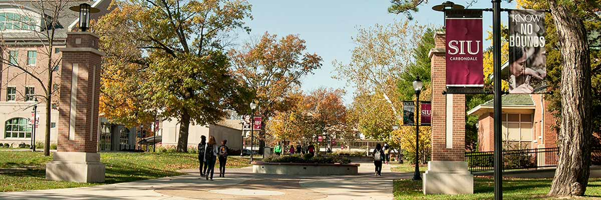 Southern Illinois University - SIU campus life