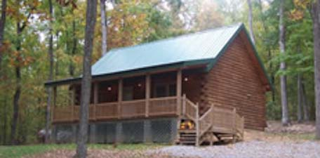 Southern Illinois Cabins - Woodland Retreat Cabins